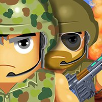 play Soldiers Combat game