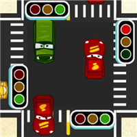 play Cars Traffic Control game