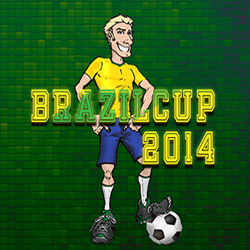 play Brazil Cup 2014 game